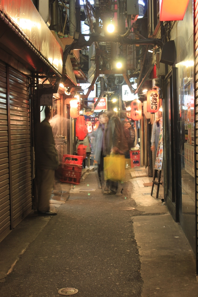 Tuned In Tokyo >> Japan | Alleys of Seattle